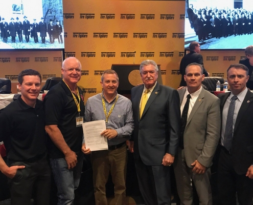 Request presented for Surprise Firefighters to merge with United Phoenix Firefighters